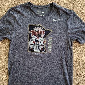Men's Nike Twins baseball t-shirt